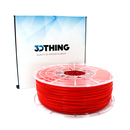 3DThing X3A ABS Filament Red